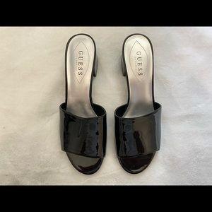 Guess sandals 🖤